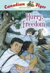 hurry freedom cover